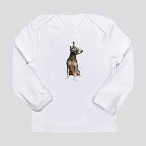 Xoloitzcuintle (A) Long Sleeve Infant T-Shirt