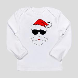 Cool Santa Claus Long Sleeve Infant T-Shirt
