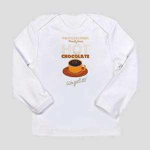 Polar Express Hot Chocolate Long Sleeve T-Shirt