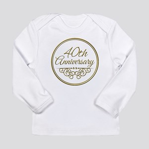 40th Anniversary Long Sleeve T-Shirt