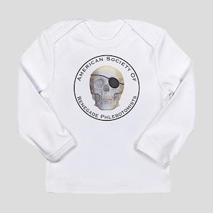 Renegade Phlebotomists Long Sleeve Infant T-Shirt