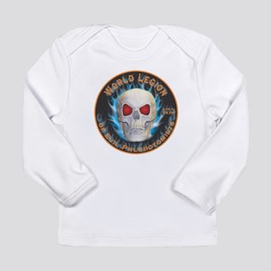 Legion of Evil Phleboto Long Sleeve Infant T-Shirt