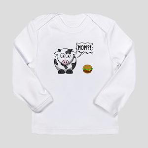 Cow Mom Long Sleeve T-Shirt