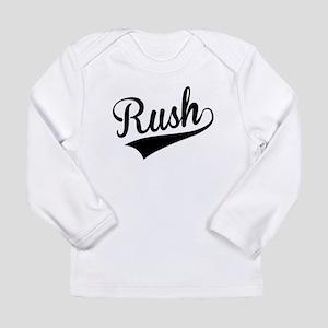 Rush, Retro, Long Sleeve T-Shirt