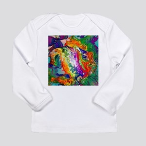 Action, abstract Long Sleeve T-Shirt