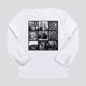 Your Photos Here - Photo Block Long Sleeve T-Shirt