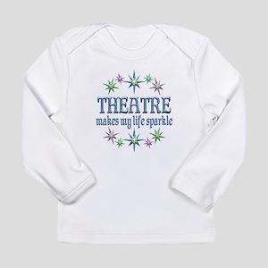 Theatre Sparkles Long Sleeve Infant T-Shirt