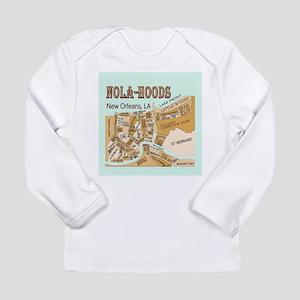 NOLA-Hoods Long Sleeve T-Shirt