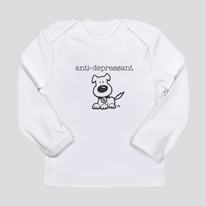 Anti Depressant Long Sleeve T-Shirt