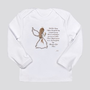 Life is fragile Angel Long Sleeve T-Shirt