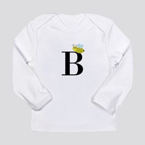 B is for Bee Long Sleeve T-Shirt