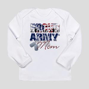 ProudArmyMom Long Sleeve T-Shirt