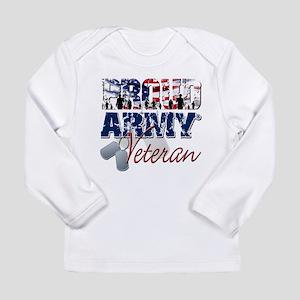 ProudArmyVeteran Long Sleeve T-Shirt