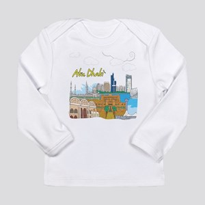 Abu Dhabi in the United Arab Emirates Long Sleeve
