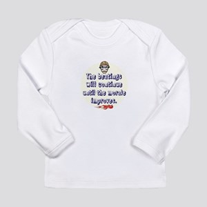 Morale Booster Long Sleeve T-Shirt