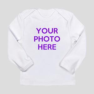 Customize photos Long Sleeve T-Shirt