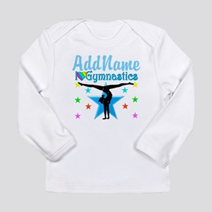 GYMNAST POWER Long Sleeve Infant T-Shirt