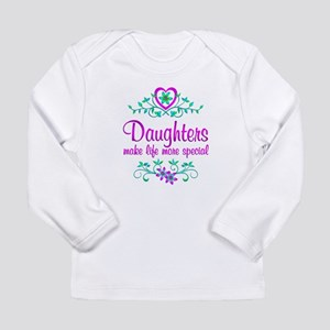 Special Daughter Long Sleeve Infant T-Shirt