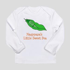 Nagypapa's Sweet Pea Long Sleeve T-Shirt