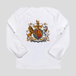 British Royal Coat of A Long Sleeve Infant T-Shirt