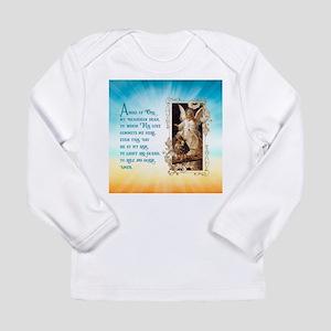 Angel of God (Day) Long Sleeve T-Shirt