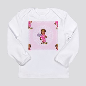 happy mothers day trump Long Sleeve T-Shirt
