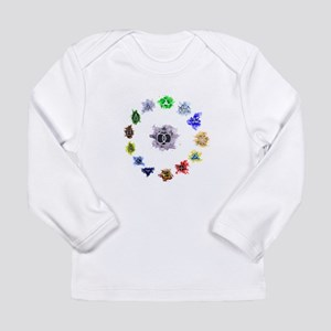 The 13 Clan Coalition Long Sleeve T-Shirt