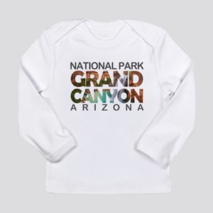 Grand Canyon - Arizona Long Sleeve T-Shirt