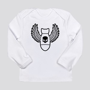 Winged bomb Long Sleeve T-Shirt