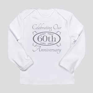 60th Wedding Anniversary Long Sleeve T-Shirt