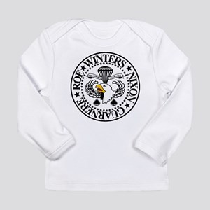Band of Brothers Crest Long Sleeve T-Shirt