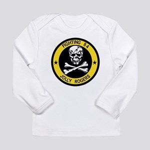 VF-84 Jolly Rogers Long Sleeve T-Shirt