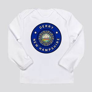 Derry New Hampshire Long Sleeve T-Shirt