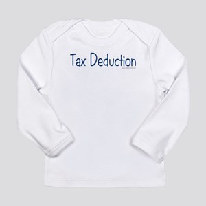 TaxDeduction Long Sleeve T-Shirt