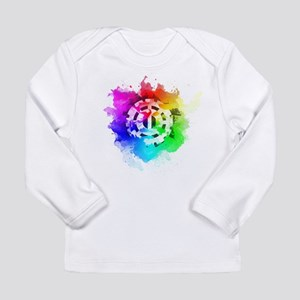 The 100 Heda (Pride Version) Long Sleeve T-Shirt