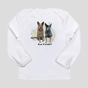 Got Cattle? Long Sleeve Infant T-Shirt