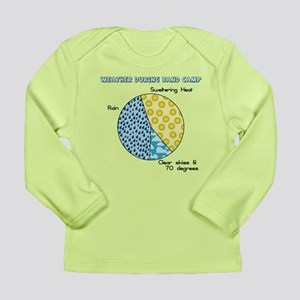 Band Camp Weather Long Sleeve Infant T-Shirt