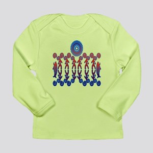 Tribal Life Long Sleeve Infant T-Shirt