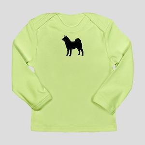Akita Long Sleeve Infant T-Shirt