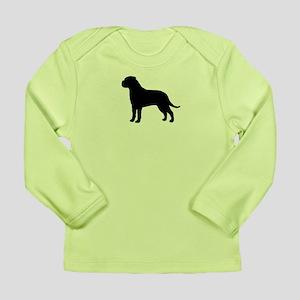 Bullmastiff Long Sleeve Infant T-Shirt