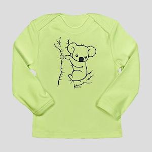 Koala Bear Long Sleeve T-Shirt
