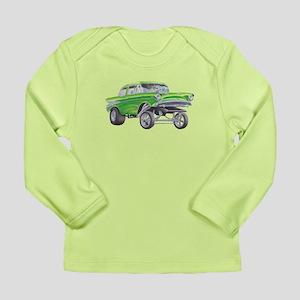 57 Green Gasser  Long Sleeve T-Shirt