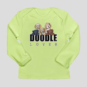 Doodle Lover Long Sleeve Infant T-Shirt