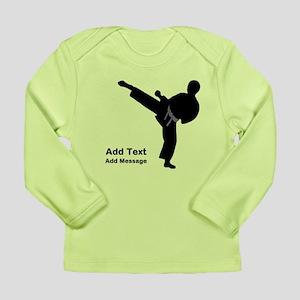 Martial Arts Long Sleeve T-Shirt