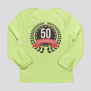 50 Years Anniversary La Long Sleeve Infant T-Shirt