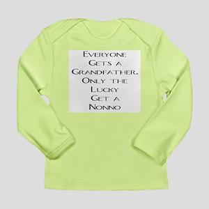 Nonno Long Sleeve Infant T-Shirt