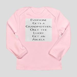 Abuela Long Sleeve Infant T-Shirt
