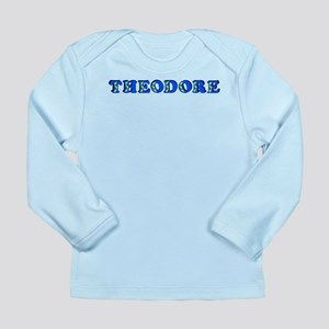 Theodore Long Sleeve Infant T-Shirt