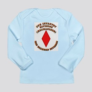 Army - Division - 5th Infantry Long Sleeve Infant