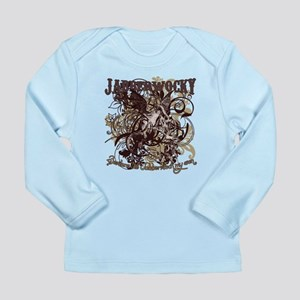 Jabberwocky Carnivale Long Sleeve Infant T-Shirt